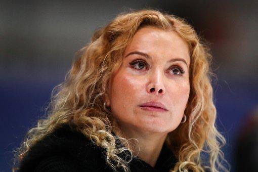 Экс-фигуристка Овчарова рассказала, что Этери Тутберидзе очень боится летать на самолетах