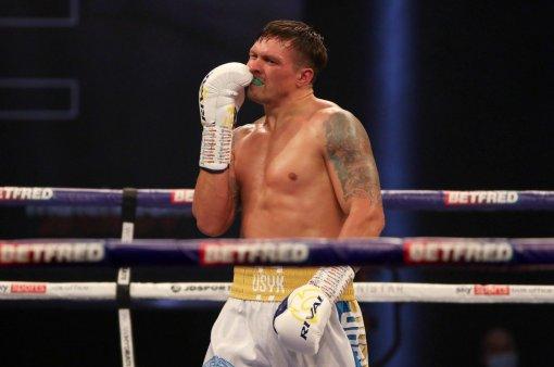 Боец MMA Олег Тактаров считает, что боксер Усик сможет превзойти всех соперников