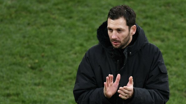 "Тренер ""Динамо"" Сандро Шварц считает, что команда находится на одном уровне с ""Майнцем"""