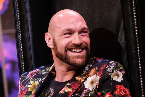 Боксер Тайсон Фьюри не верит в возможность проведения боя с Энтони Джошуа