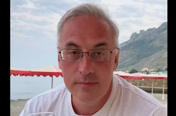 Журналист Андрей Норкин женился через год после смерти первой супруги
