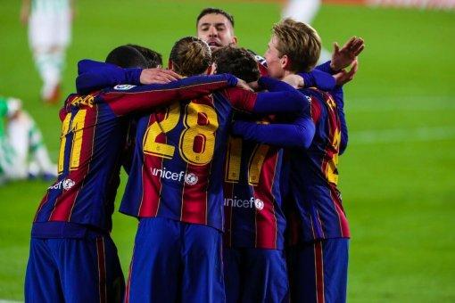 «Барселона» завершила сезон с убытком в 481 млн евро