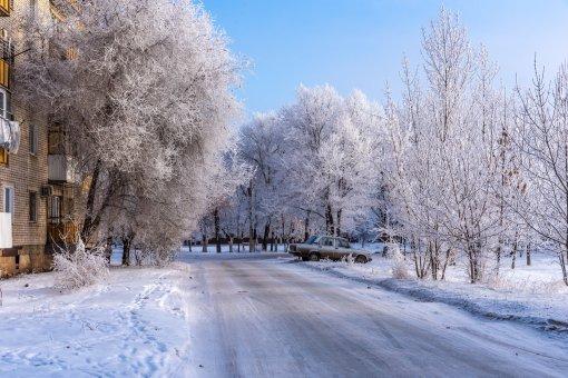 Россиянам рассказали, какой будет погода будущей зимой