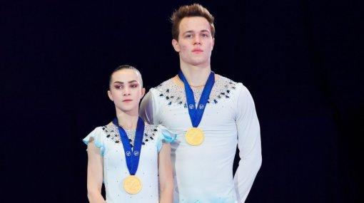 Пара фигуристов Панфилова-Рылов пропустят Чемпионат России в этом сезоне