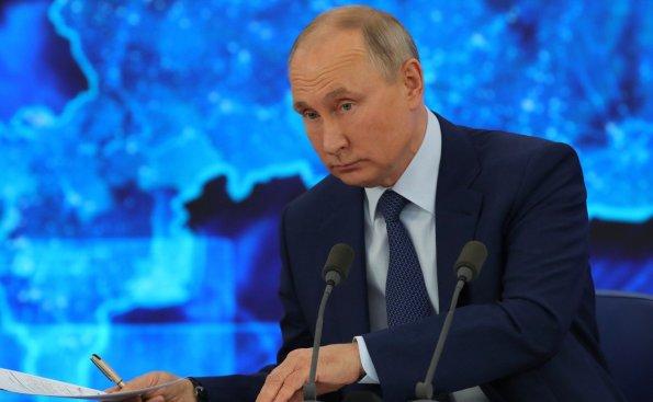 Президент РФ Владимир Путин заявил, что экономика страны восстановилась после пандемии коронавируса