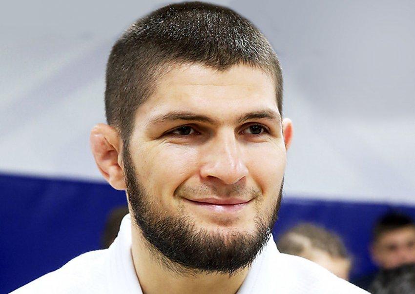Боец Хабиб Нурмагомедов обсудил бойцовские качества футболиста Джикии